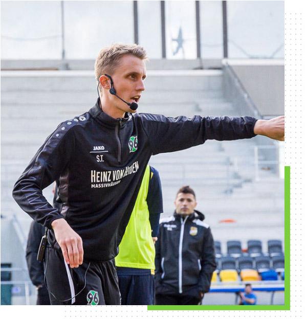 Fußballtrainerausbildung