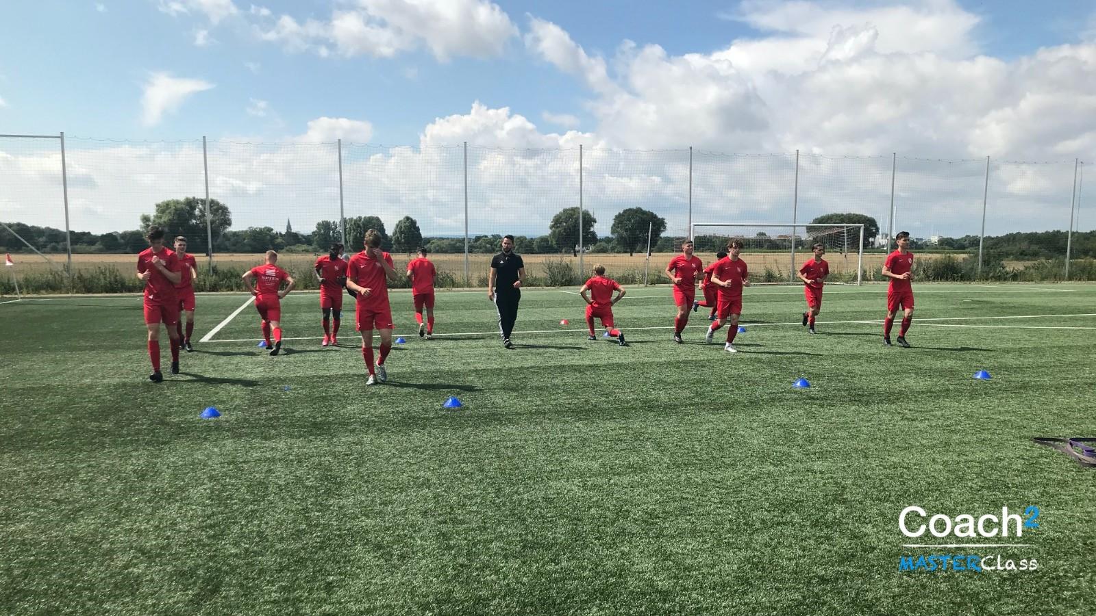 Coach2 Fussball Ausbildung