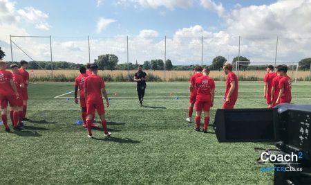 Coach2 Praxisaufnahmen beim TSV Havelse