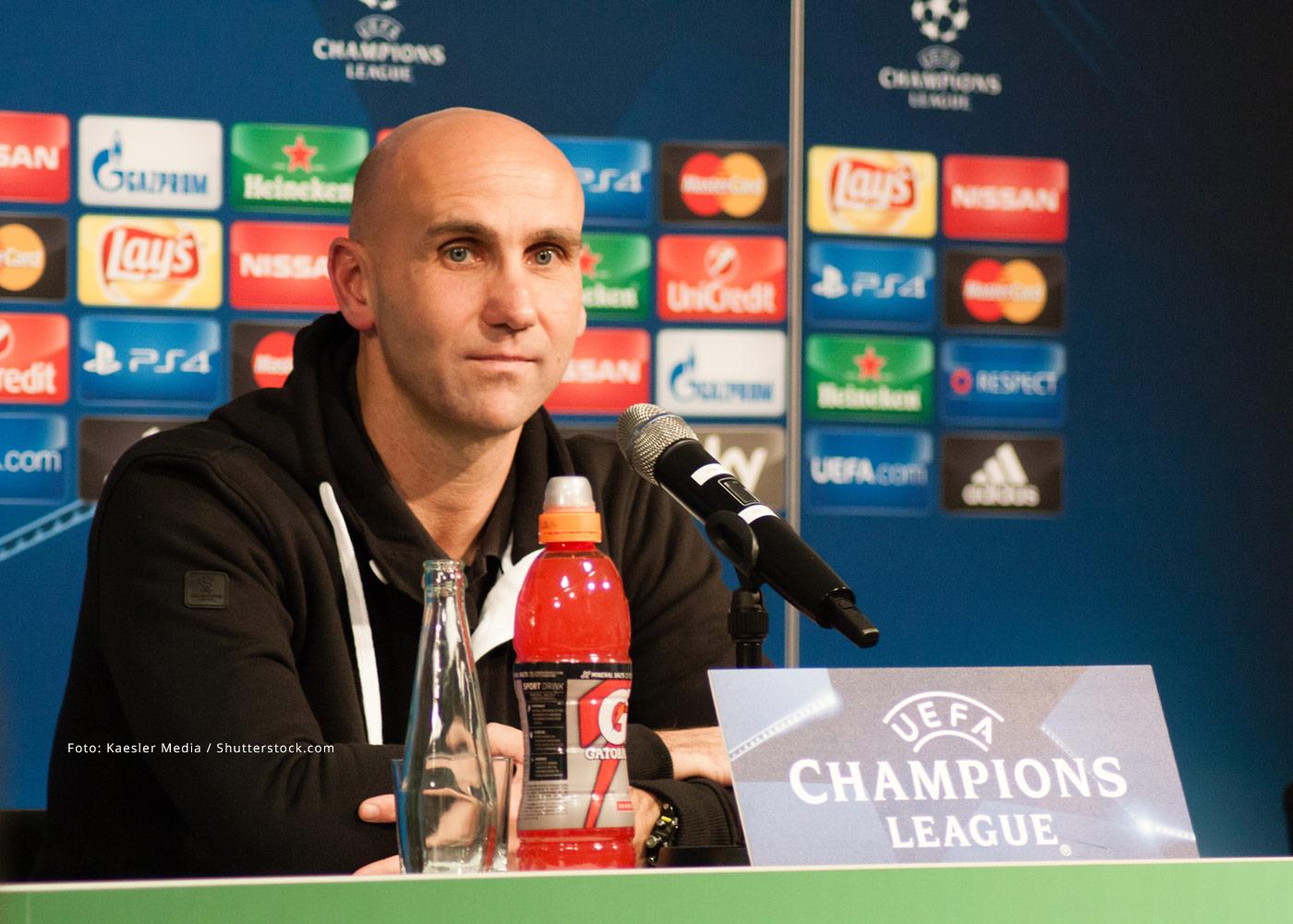 """""""Die Spiele in der Champions League waren absolute Highlights"""" – Interview mit André Schubert"""